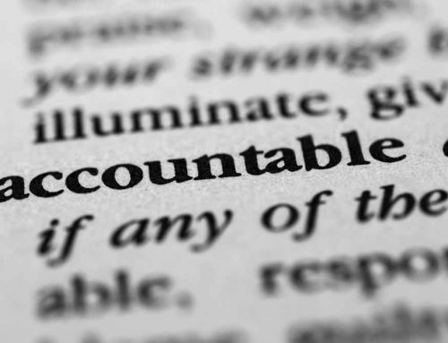Accountability – Punishment or Performance Booster?